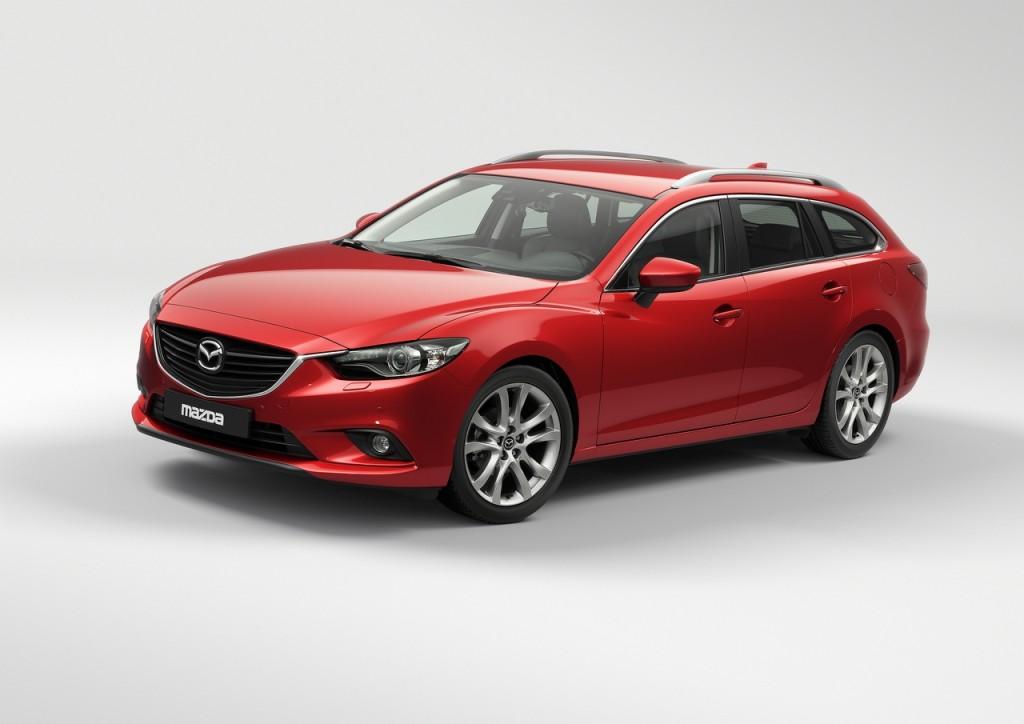 Mazda, madingiausios automobiliu markės 2015