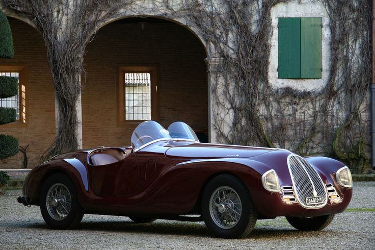 italiski automobiliai 1940 aac 815 by Enzo Ferrari